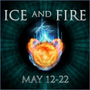 The Ice and Fire Event May 2021 Sign
