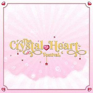 The Crystal Heart Festival Logo