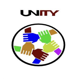 The UNITY EVENT Logo