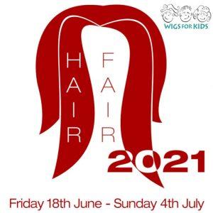 The Hair Fair 2021 Logo