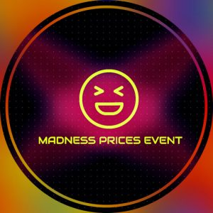 The Madness Prices Event Logo
