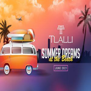 The Tlalli the Fair-Summer 2021 Sign