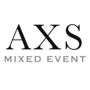 The AXS Mixed Event Logo