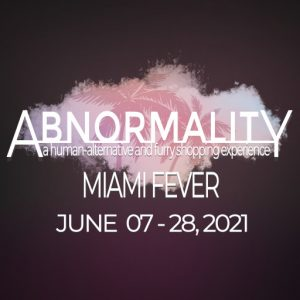The Abnormality Event June 2021 Sign