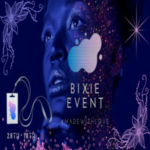 The BIXIE EVENT LOGO 2021