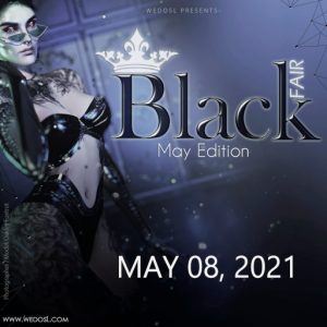 The Black Fair May 2021 Sign