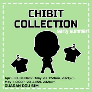 The Chibit Collection May Sign