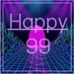 The Happy 99 Event Logo