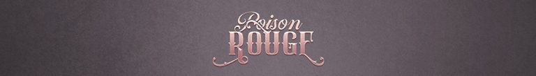 The Poison Rouge Banner