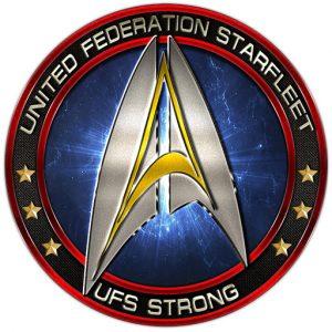 The United Federation Starfleet Logo