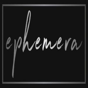 The Ephemera Events Logo