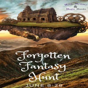 The Forgotten Fantasy Hunt June 2021 Sign