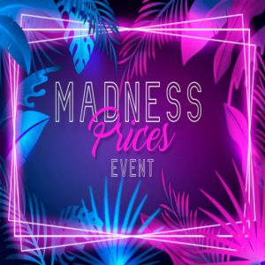 The Madness Prices Event LOGO 2021