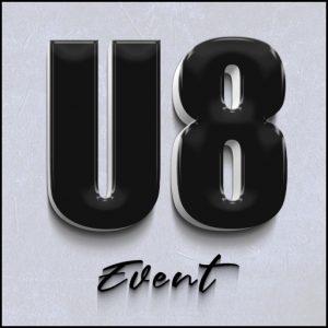 The Ultim8 Event Logo