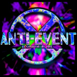 The Anti Event Logo