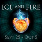 The Ice and Fire Event September 2021 Sign