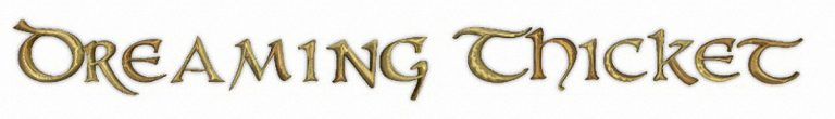 The DreamingThicket Banner