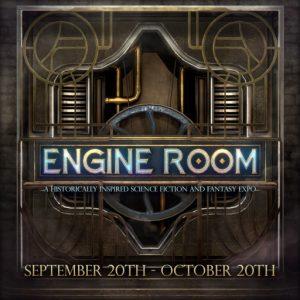 The Engine Room September 2021 Sign