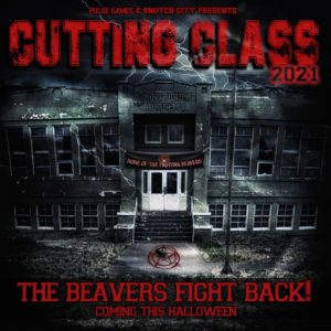 The Cutting Class Event October 2021 Poster
