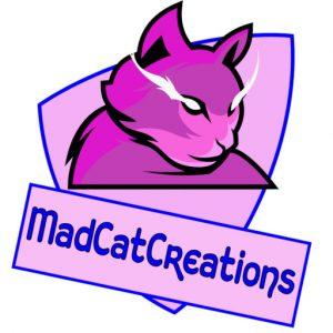 The MadCatCreations LOGO