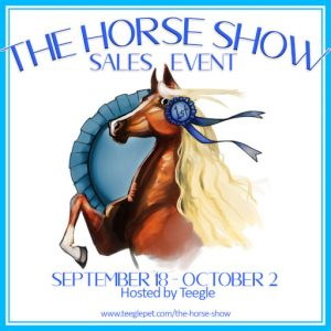 The Horse Show September 2021 Sign