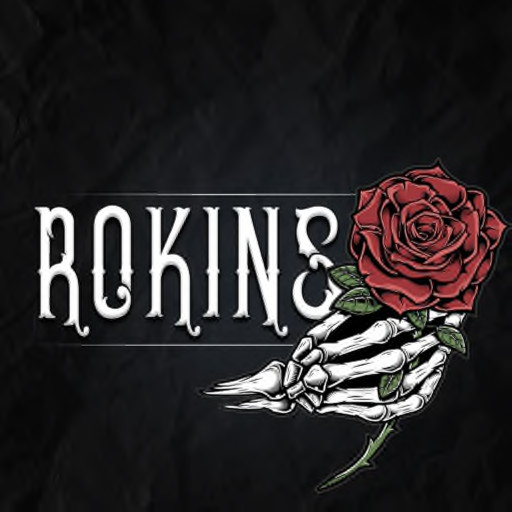 The ROKINS STORE Logo